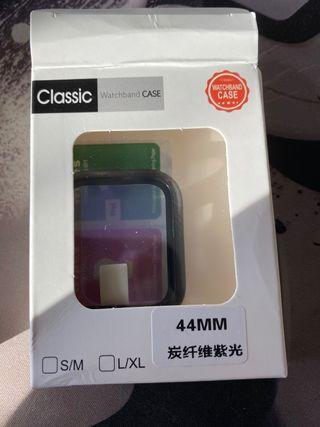 Carcasa con cristal Apple Watch 44mm