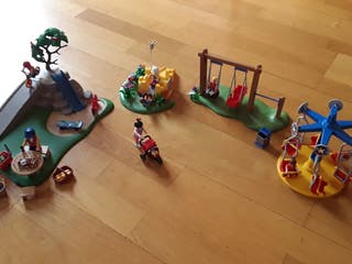 Parque infantil playmobil (5024)