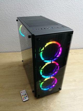Torre Gamer i7-5930K, 32 Gb, RTX 2060, SSD M2
