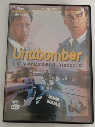 Unabomber #dvd
