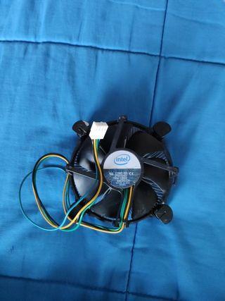 disipador ventilador Dual core - Quad core