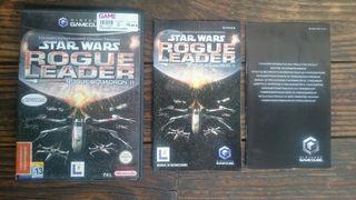 Star Wars Rogue Leader Gamecube Nintendo