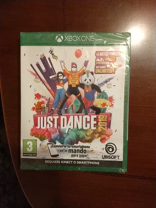 Juego just dance 2019 XBOX ONE