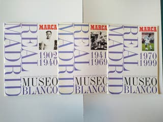 Álbumes Museo Blanco Real Madrid del Marca