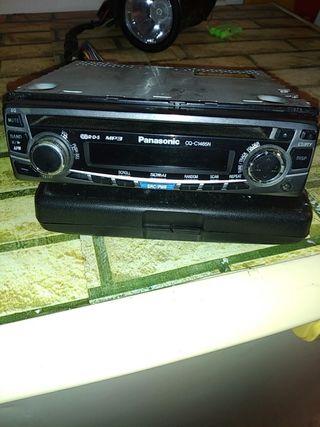 radio mp3 para coche