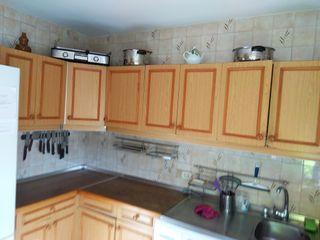 Muebles de cocina, armarios.