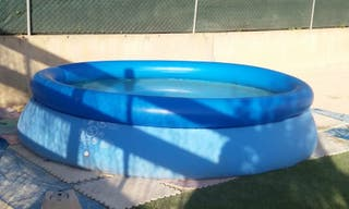 Piscina desmontable