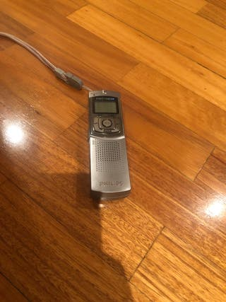 Philips voicerecorder/ grabador de voz
