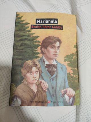 Libro de Marianela nuevo
