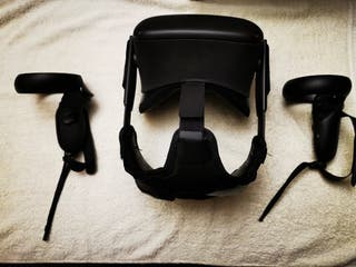 pack completo oculus quest 128 gigas