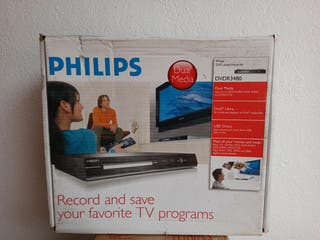 DVD Grabador Philips