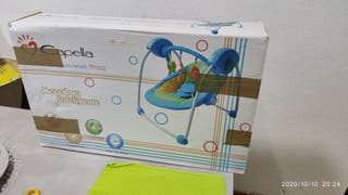 Mecedora inteligente automática bebés