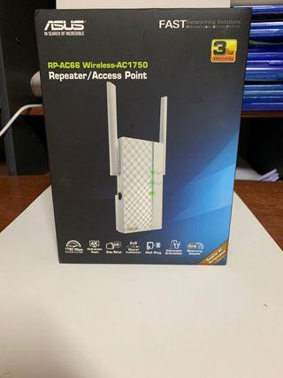 Asus Rp Ac66 Ac1750 Repetidor Wifi