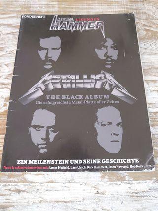 Metal Hammer / Alemán / Metallica / Special
