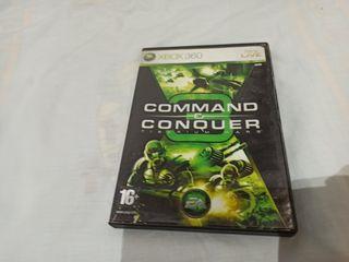 Command Conquer 3 Xbox 360