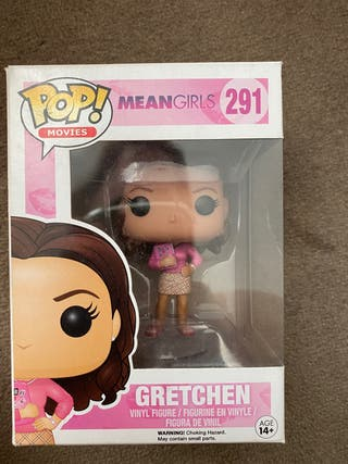 Mean girls funko Gretchen