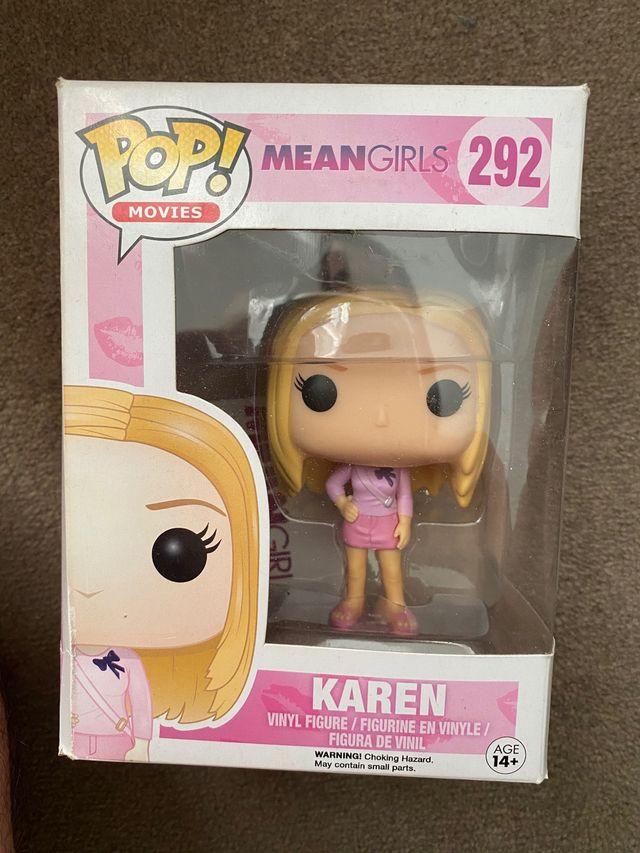 Karen mean girls funko