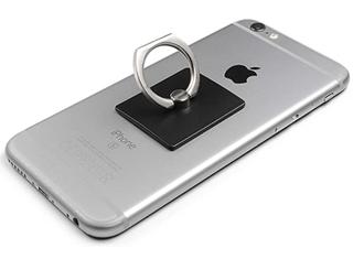 Soporte de anillo para teléfono móvil 360º