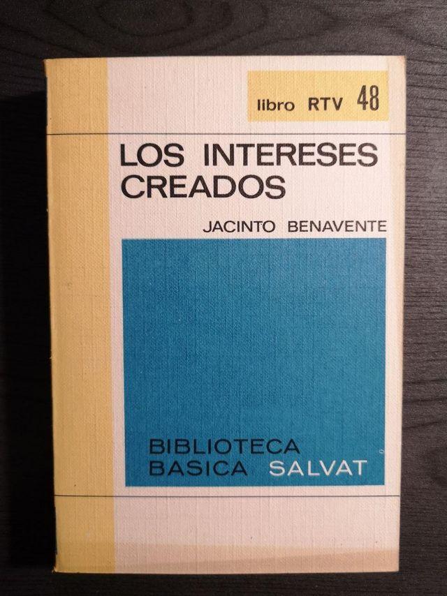 Los Intereses Creados Jacinto Benavente Bibli De Segunda Mano Por 3 Eur En Avilés En Wallapop