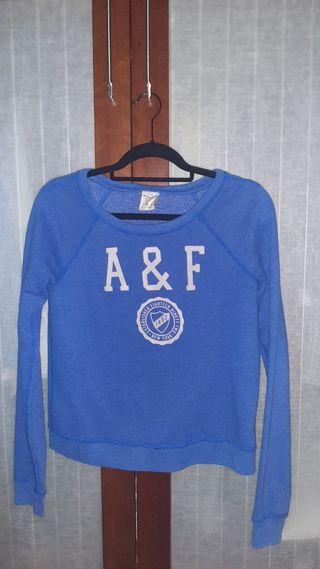 Jersey azul clarito de algodón