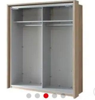 Vendo armario 2 puertas correderas