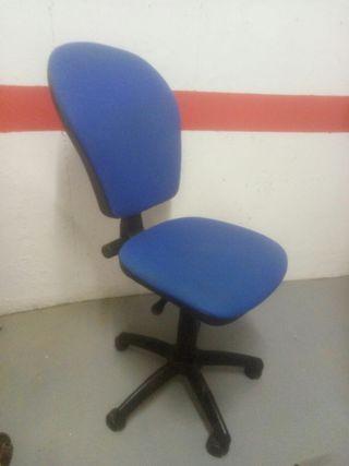 silla oficina montadas en segovia