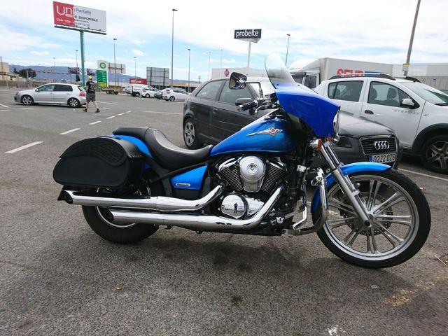 kawasaki Vulcan Vn900 custom