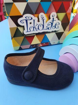 """Zapatos bebe niña """"nuevos"""".19."""