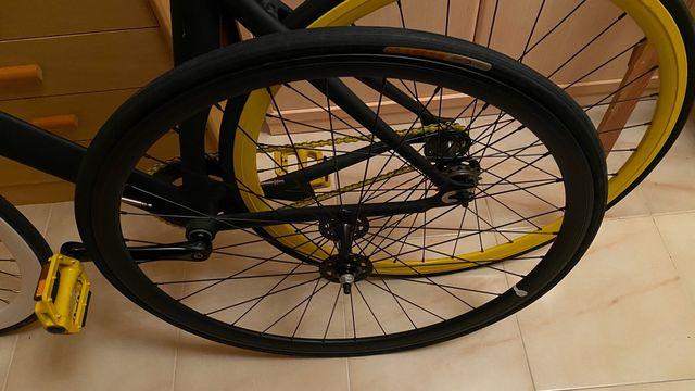 Bicicleta Fixi - Piñón fijo
