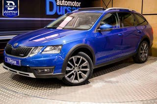 Skoda Octavia 4X4 TECHO NAVI AUTO APPLE ANDROID