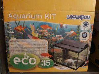 Kit Acuario Eco 35 Aquapor