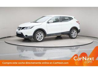 Nissan Qashqai 1.6 dCi SANDS Acenta 4x4 96 kW (130 CV)