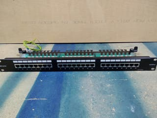 "Patch panel para rack 19"" - núm 3"