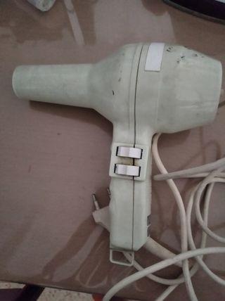 secador de pelo vintage