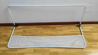 Barra protección cama