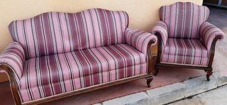 muebles de salón antiguos