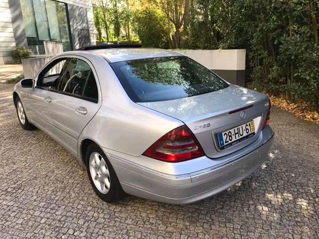 Mercedes-Benz C220 CDI 2001