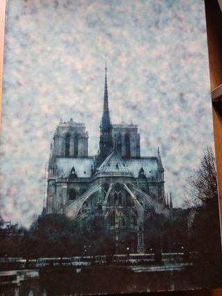 puzzle notre Damme 2000 piezas