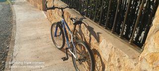 vendo bicicleta de montaña 24 pulgadas