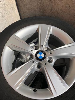 "Llantas para BMW 16"" + Neumáticos Michelin 205/55"