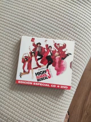 DVD Highschool Musical 3