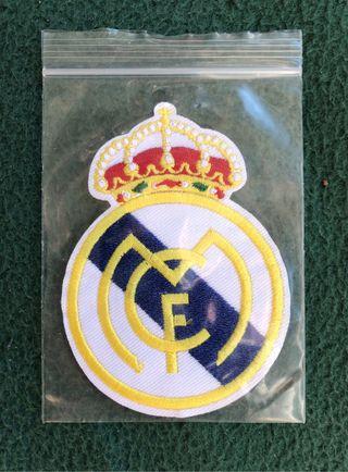 Parche escudo Real Madrid