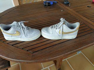 zapatillas Nike AF1 talla 39