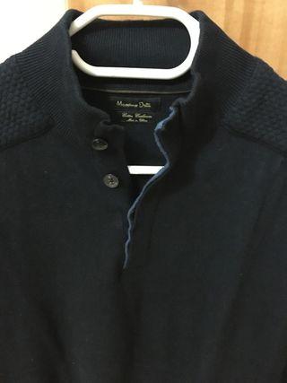 Jersey Massimo Dutti algodón Cashimire