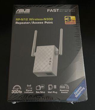 Repetidor Wifi Asus PRECINTADO