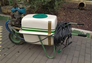 Carretilla Fumigadora 100L