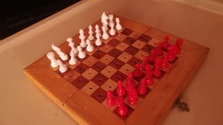 ajedrez de viaje