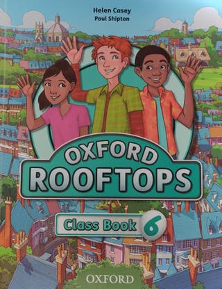 Oxford Rooftops Clases Book 6