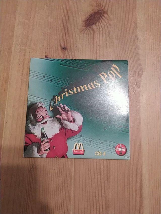 Precioso CD disco de navidad Christmas pop