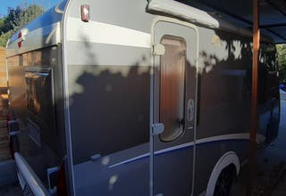 Caravana Bürstner Averso fifty 390TS